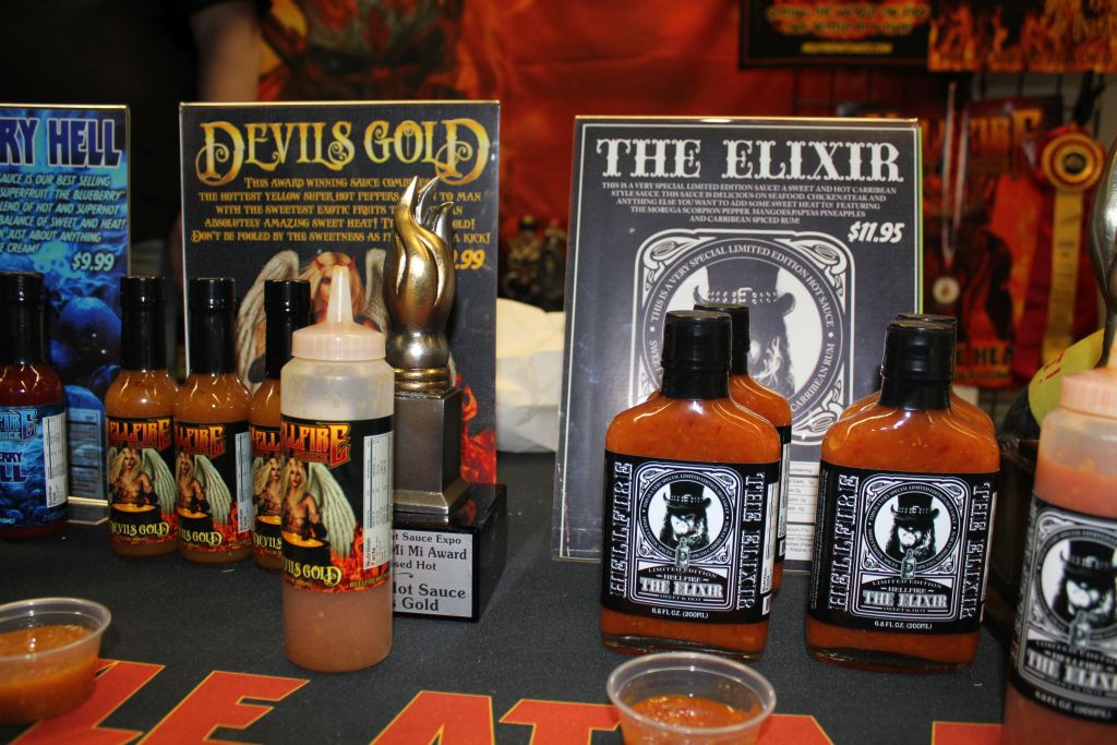 f85607a6c PiercingMetal Goes To The 2nd Annual NYC Hot Sauce Expo (3 30 2014 ...