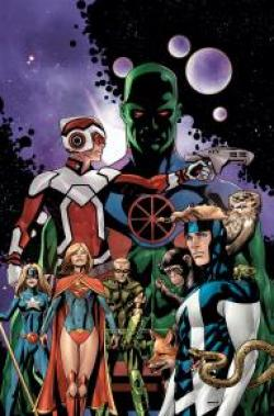 Comic - Justice League United 0 - 2014