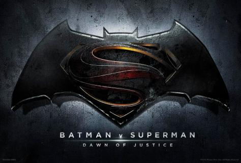 Logo - Batman vs Superman - 2016