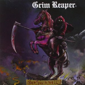 """Grim Reaper's """"See You In Hell"""" @ Thirty Years"""