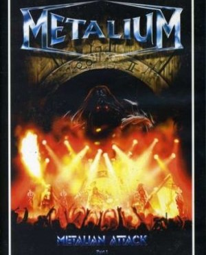 """Metalian Attack"" [DVD] by Metalium"