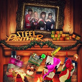 """""""The Stocking Song"""" (Single) by Steel Panther"""