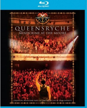 """""""Mindcrime At The Moore"""" (Blu-ray) by Queensryche"""