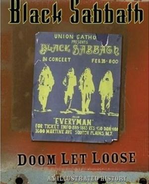 """Black Sabbath: Doom Let Loose: An Illustrated History"" by Martin Popoff"