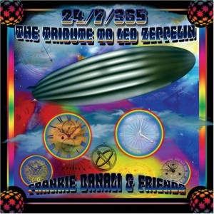 """""""24/7/365: The Tribute To Led Zeppelin"""" by Frankie Banali & Friends"""
