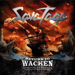 """""""Return To Wacken"""" by Savatage"""