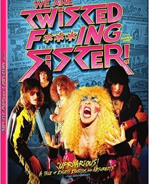 """""""We Are Twisted F**king Sister"""" [Blu-ray] by Twisted Sister"""