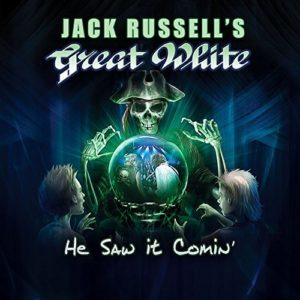"""""""Blame It On The Night"""" (Single) by Jack Russell's Great White"""