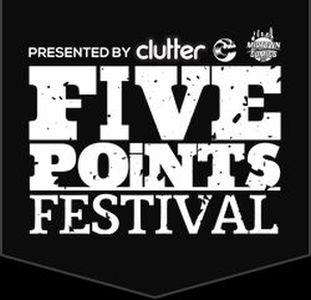Exploring Five Points Festival @ Brooklyn Expo Center: Part 1 (6/2/2018)