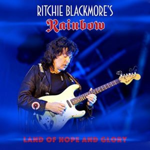 """""""Land of Hope and Glory"""" (Single) by Ritchie Blackmore's Rainbow"""