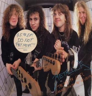 "Still Thrashin'! Metallica's ""The $5.98 E.P.: Garage Days Re-Revisited"" Hits 30 (1987-2017)"
