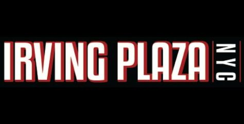 irving plaza logo