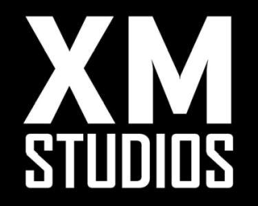 xm studios logo, xm studios