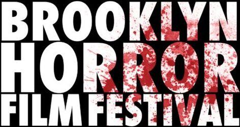 brooklyn horror film festival, brooklyn horror film festival logo