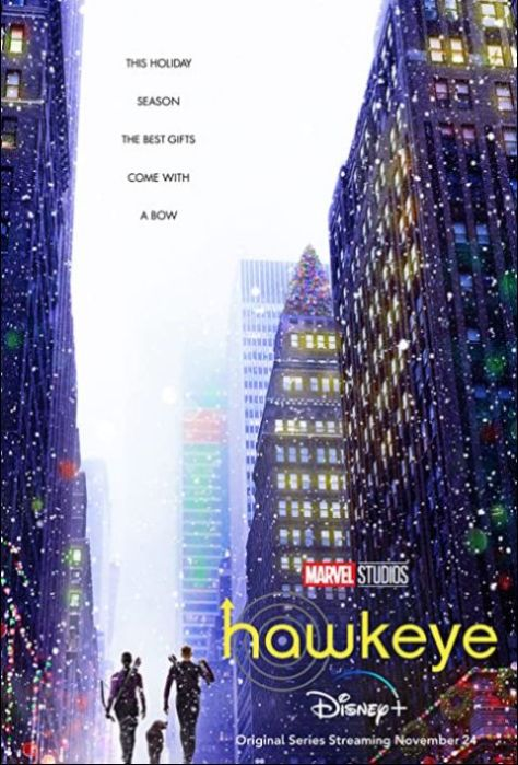 television posters, promotional posters, marvel studios, hawkeye, hawkeye posters