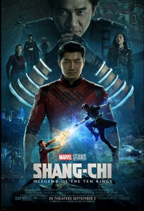 movie posters, promotional posters, marvel studios, shang-chi and the legend of the ten rings, shang-chi and the legend of the ten rings posters