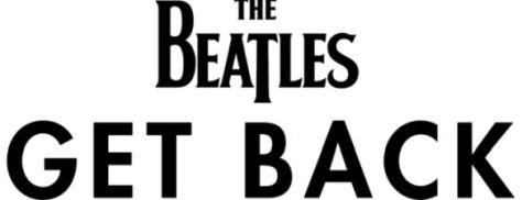 the beatles get back movie logo