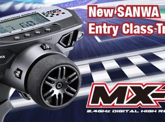 Sanwa Radio MX6 Dry
