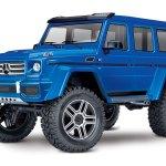 Traxxas TRX-4 Mercedes Benz