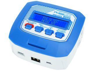 Pulsetech - Caricabatterie Mega 65W