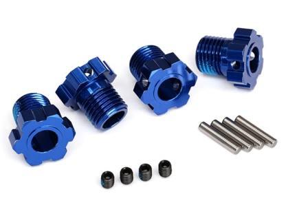 Traxxas - 8654 Trascinatori Blu