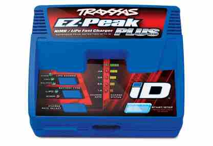 Traxxas - 2970 Caricabatterie Plus