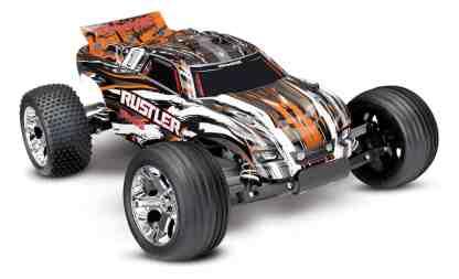 Traxxas - 37054-4 Rustler XL5