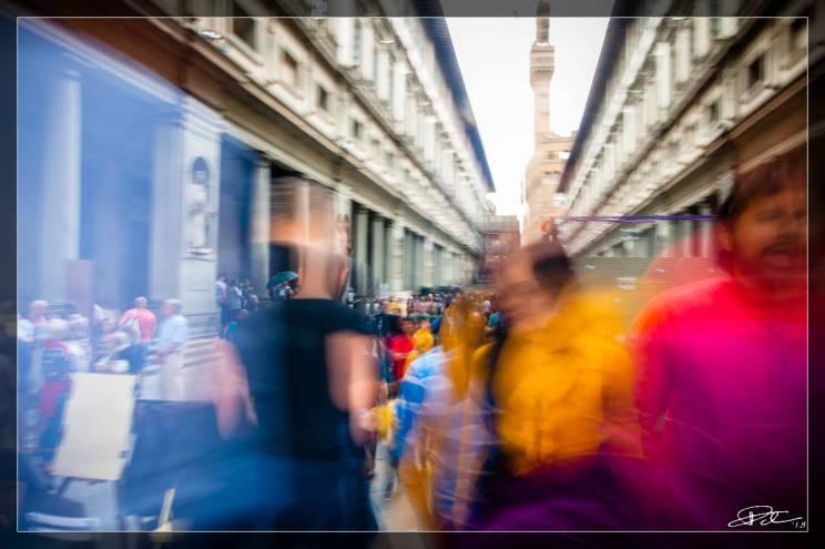 Firenze Photo Marathon 2018 – Tema #3 L'Orda – Uno, Nessuno, Centomila