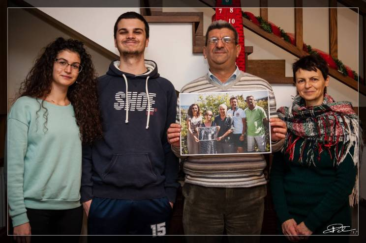 The Family In Italy – My Brother's Family
