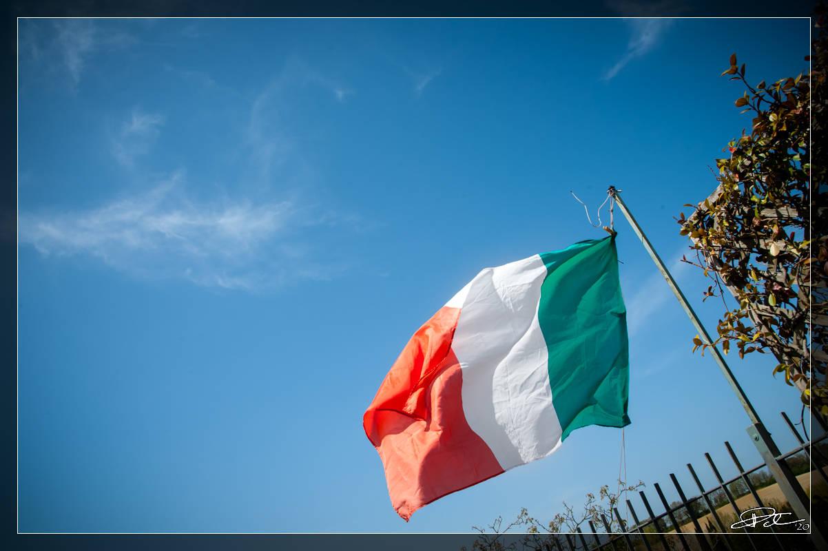 Cronache Dalla Quarantena - Orgoglio Nazionale