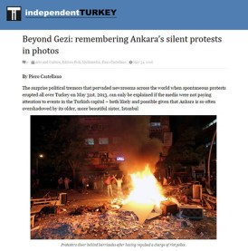 Beyond Gezi: remembering Ankara's silent protests in photos