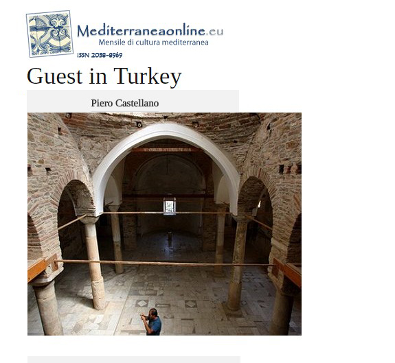 Guest in Turkey