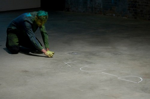 Leon Platt - Beyond (Becoming) performance at The Boiler