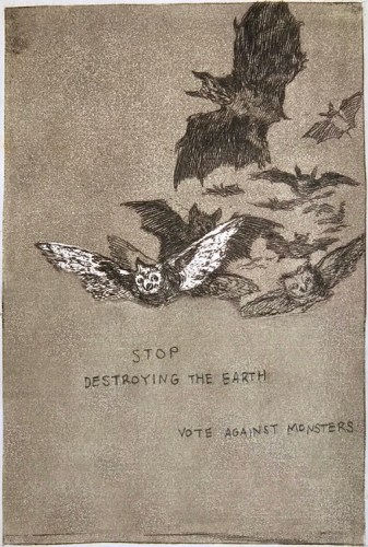 Michele Alpern - Stop Destroying the Earth | Vote Against Monsters