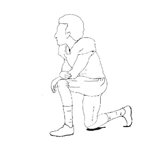 "Justin Amrhein (2) - ""Take A Knee"""