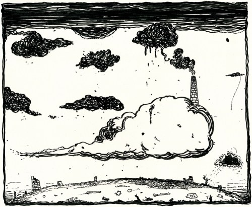 "Jimbo Blachly - ""Dark Clouds"""