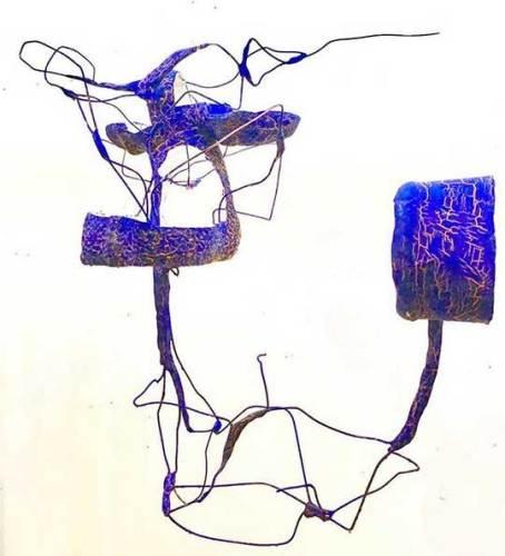 """Michael Ballou - """"Bird feeder"""""""