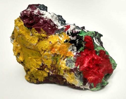 "Martina Batan - ""Untitled (Shoe),"" 2014, Mixed media"