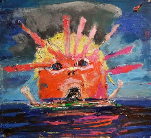 "Matt Blackwell (2) - ""Setting Sun"""