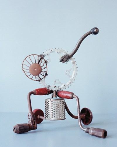 "Nadja Bournonville - ""Medical Machines #1,"" 2012, Analog C-print, Ed. #3/3 + 2 A.P., 8.75 x 11 inches"