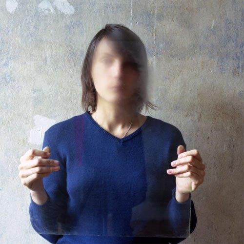 "Nadja Bournonville - ""A form of Protection,"" Leipzig 2008, Analog c-print, 45 x 45 cm"