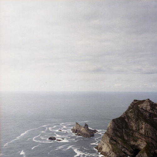 To know nothing for certain - Ireland 2008, analog c-print, 45 x 45 cm