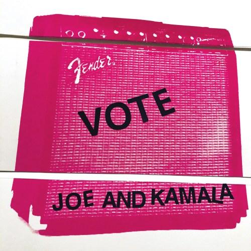 Lisa Bowman - VOTE Joe and Kamala
