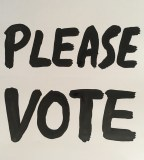 "Dawn Clements (1) - ""PLEASE VOTE"""