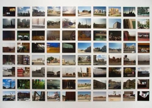 "Brian Conley - Installation view, ""Cairo Oblique,"" Pierogi"