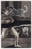 Hugo Crosthwaite - Untitled (HC008), 2021, Ink wash and acrylic on paper, 8.5 x 5.5 inches