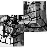 Hugo Crosthwaite - Tijuana Radiant Shine #12, 2014, Graphite and acrylic on panel