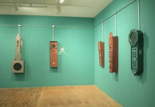 Brian Dewan - Dewanatron Installation View 2