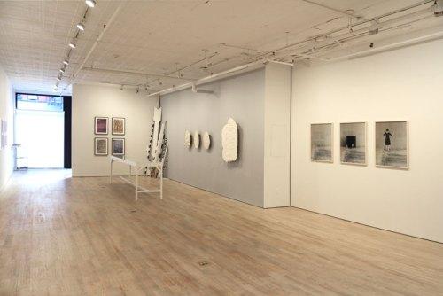 "no title - ""False Narratives"" Installation View, June 2016"