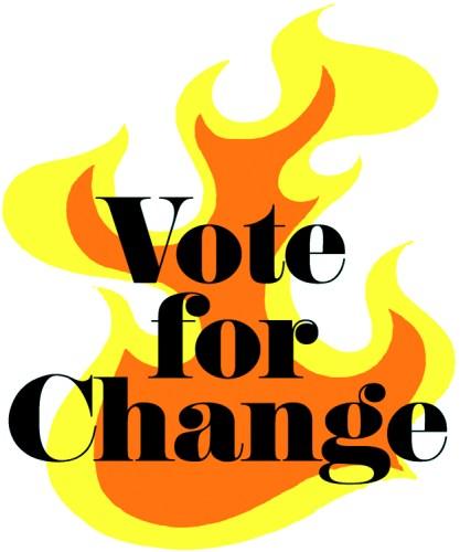 """William Graef - """"Vote For Change"""""""